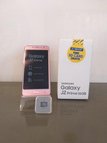 Samsung J2 Prime De 16gb + Regalo 16gb