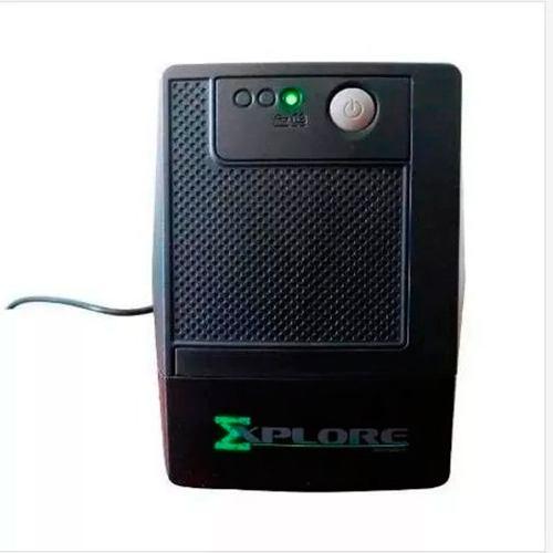 Ups Regulador De Voltaje va / 650w Explore