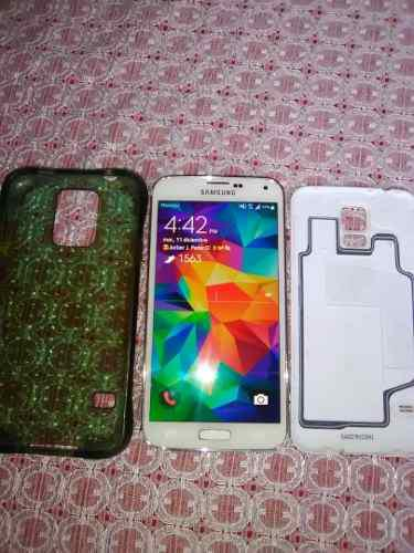 Vendo O Cambio Samsung S5 Sm-g900 Casi Nuevo