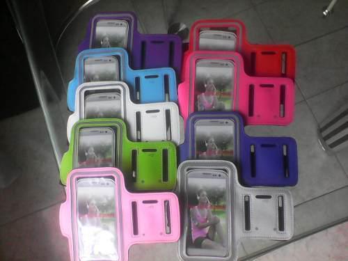 Banda Brazo Deportivo S S1 S2 S3 S4 S5 iPhone 6 Y Otros