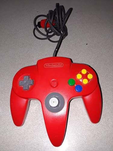 Control De Nintendo 64 Original