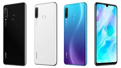 Huawei P30 Lite 128gb 4g Lte 4gb Ram Somos Tienda Fisica