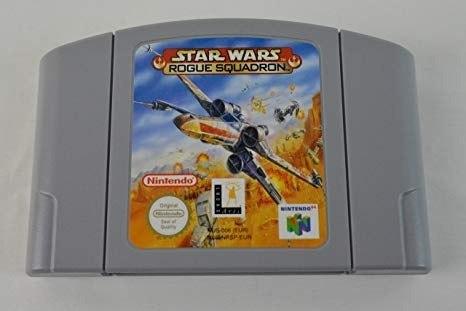 Juegos De Nintendo 64 - Star Wars Rogue Squadron