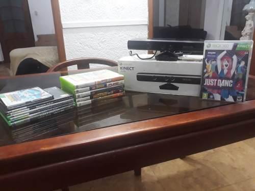 Kinect Xbox 360 Con Adaptador