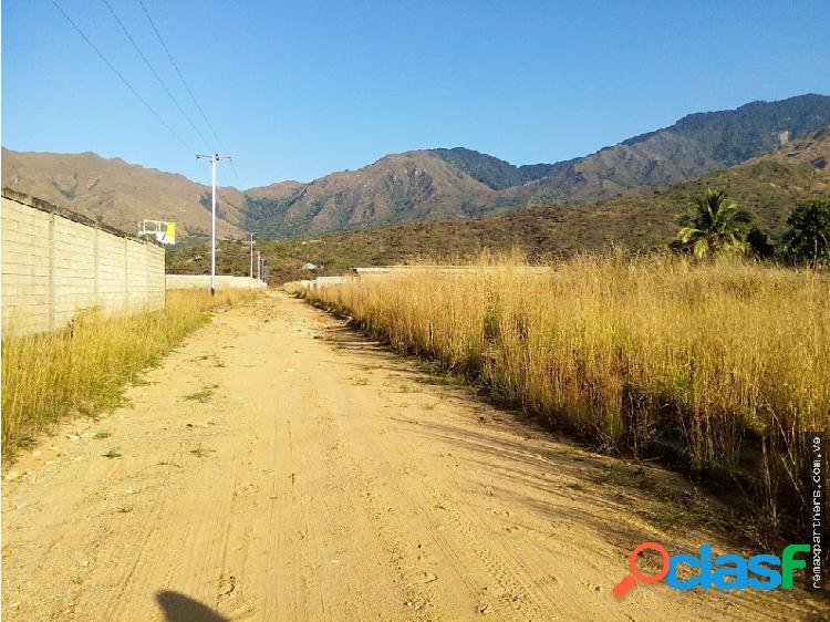 Terreno Parque Resd Campestre La Cumaca