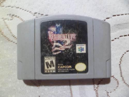 Vendo Resident Evil 2 Nintendo 64