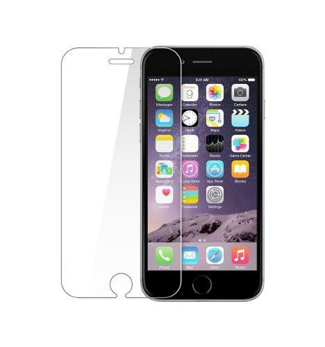 Vidrio Templado iPhone 5 5s 6 6s Plus 7plus + Instalación