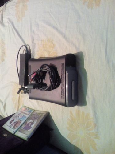 Xbox 360 Elite De 120gb Vendo O Cambio