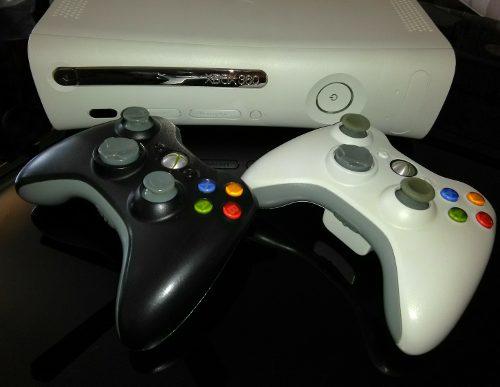 Xbox  Gb + 2 Controles + 2 Juegos