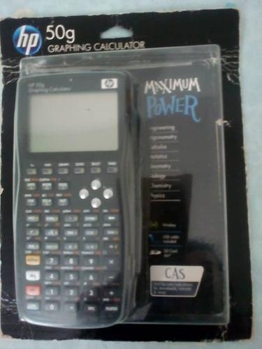 Calculadora Graficadora Hp 50g - Practicamente Nueva