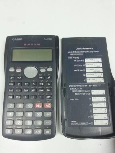 Calculadoras Cientificas Canonn Y Casio'