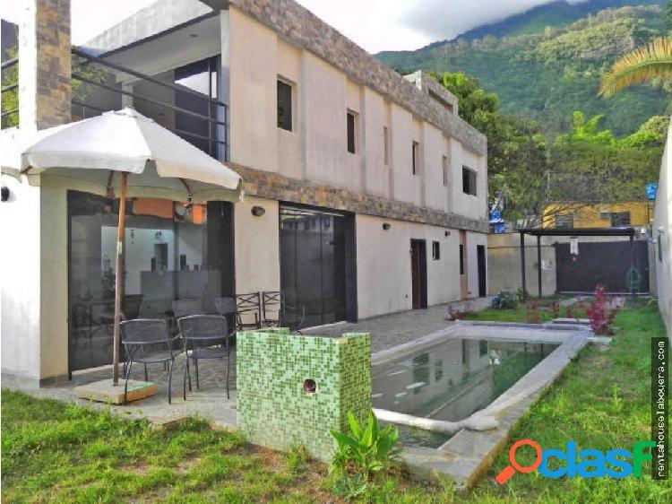 Casa en Venta Los Palos Grandes FS3 MLS19-8573