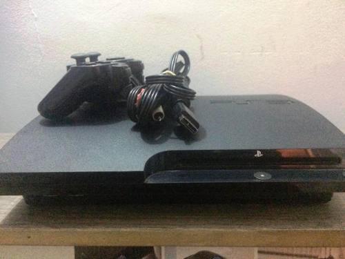 Playstation 3 Slim De 250 Gb + 9 Juegos.1 Control