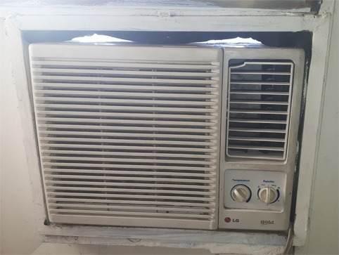 Aire Acondicionado Lg  Btu 110v Usado Charallave