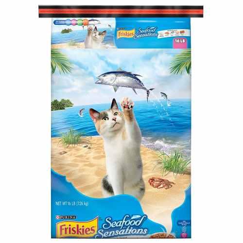 Alimento Para Gatos Friskies Seafood Sensations 7.26kg