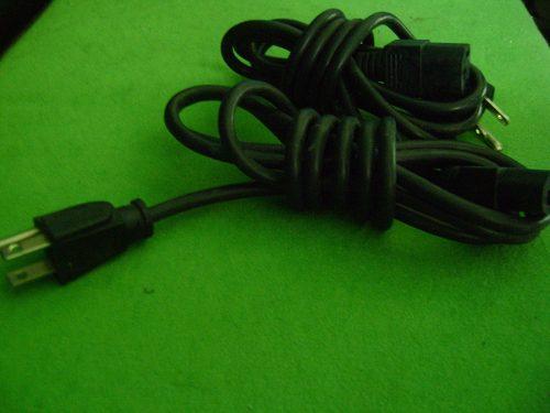 Cable Para Pc, Fuentes De Poder 10 Amp 300v 18aw Usados