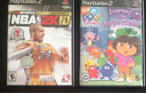 Juegos De Playstation 2 Originales