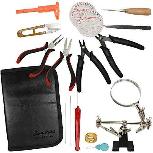 Kit 16 Repuesto Joyeria Lujo Para Soporte Lupa Amz