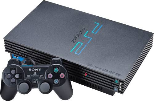 Sony Switch Encendido / Ejec Playstation 2 Ps2 Repuesto 3
