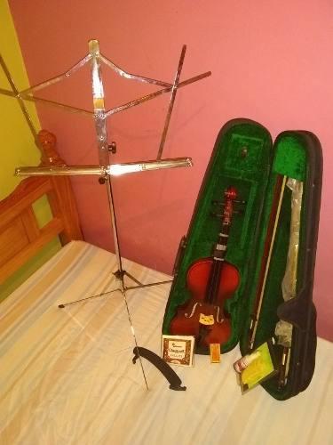 Violin Maxtone 4/4 Oferta Del Dia Con Accesorios
