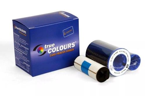 Cintas De Color 5 Panel Ymcko Para Impresora Ntp-137