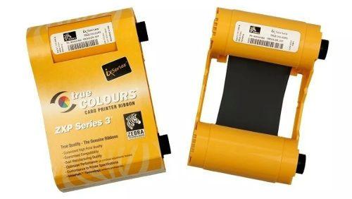 Cintas De Color 5 Panel Ymcko Para Impresora Ntp-143