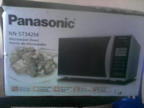 Horno Microondas Panasonic Nn-t342m Nuevo