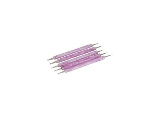Kit De 5 Punteros Manicure Decorar Uñas Acrilicas