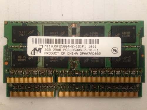 Memoria Ram 4gb Macbook Pro