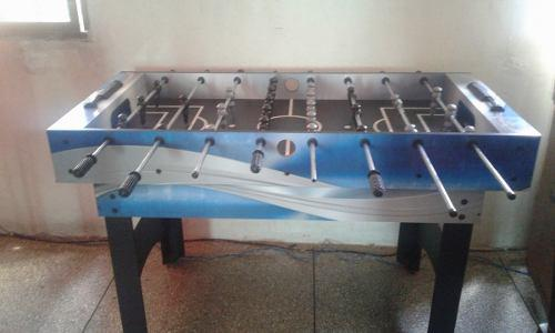 Mesa De Futbolito Y Mini Pool