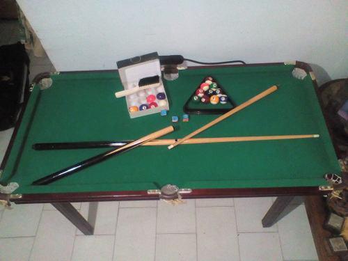 Mesa De Pool, Edición Especial Importada En Perfecto Estado