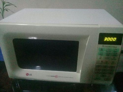 Microondas Lg Intelowave