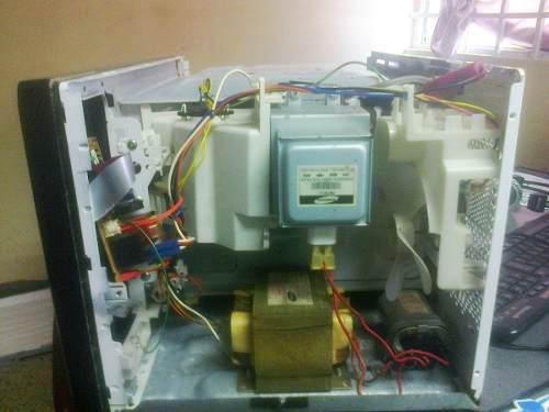 Microondas Samsung (para Reparar O Repuesto)