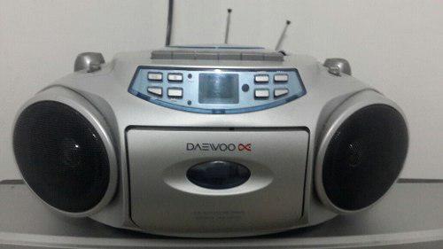 Minicomponente Daewoo Dc