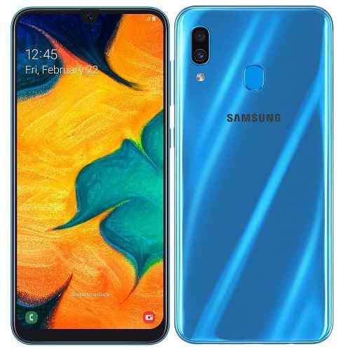 Samsung A30 32gb/3ram Nuevos Con Garantia (somos Tienda) 210