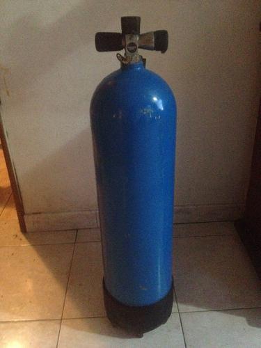 Tanque De Oxigeno Para Buceo
