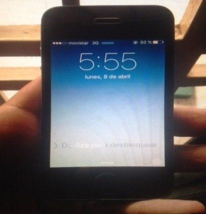 Vendo Apple iPhone 4s 8gb Ios 9.3.5