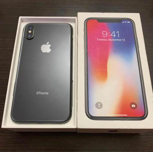 Vendo O Cambio iPhone X De 256 Gb Por iPhone X Max