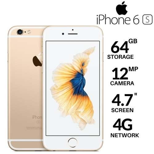 iPhone 6s De 64gb, Original, Liberados