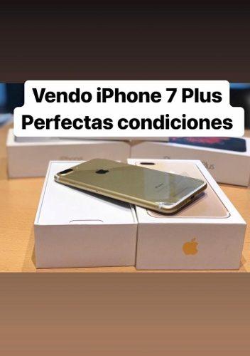 iPhone 7 Plus 32gb 4g Lte En Perfecto Estado Casi Nuevo
