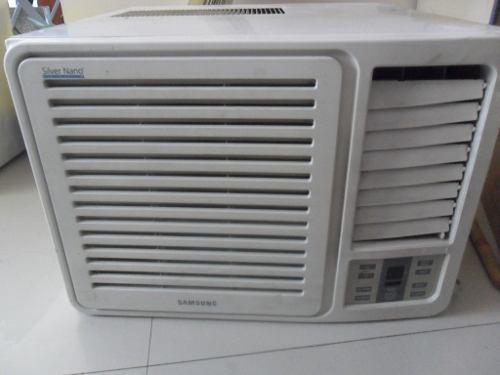 Aire Acondicionado De Ventana 12000 Btu Marca Samsung