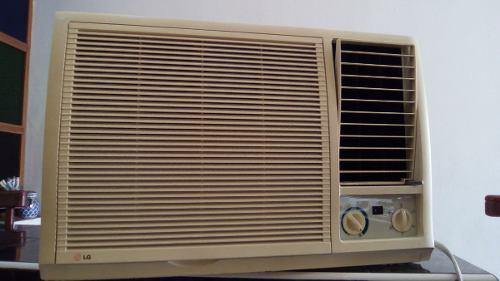 Aire Acondicionado Ventana Lg 18mil Btu