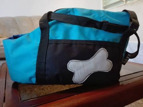 Bolso Para Mascotas Marca Zega Y Mr. Dog