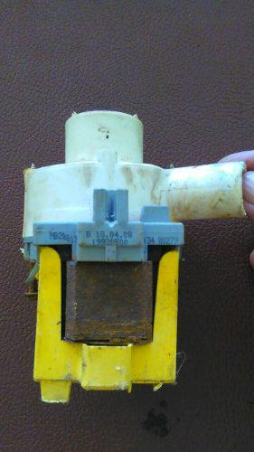 Bomba De Agua Lavadora Mabe 15 Kilos