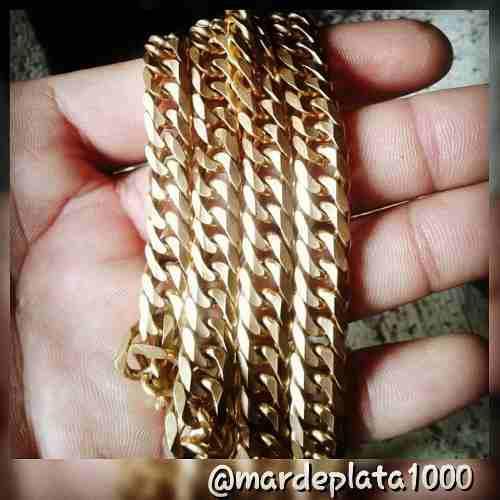 Cadenas Gruesas Y Finitas En Oro 18kl Y 10kl