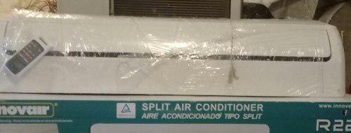 Consola Para Aire Acondicionado 24.000 Btu