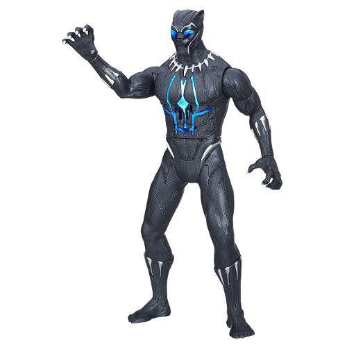 Figura De Acción De Héroe Black Panther, De Marvel