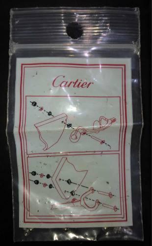 Kit De Tornillos Lentes Cartier Originales