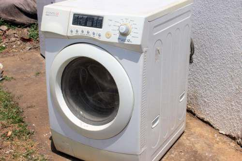 Lavadora Exprime Y Secadora 3 En 1 Automatica 12 Kilos