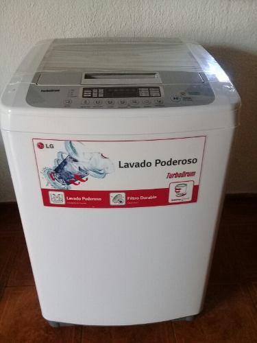 Lavadora Lg 12 Kg. Automatica